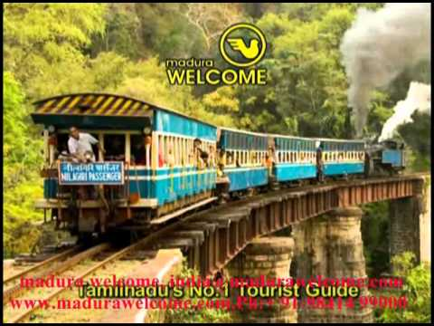 madura welcome.. No.1 Tourist Guide Book of TAMIL NADU.
