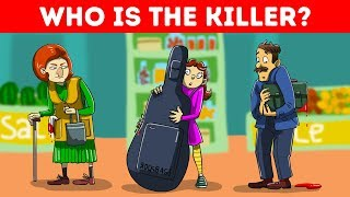 NOBODY CAN SOLVE THESE RIDDLES😲 PUZZLES WITH ANSWERS