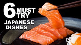 6 Must Try Japanese Dishes in Aomori