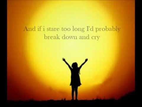 Sweet Child O Mine - Taken By Tree's Version Lyrics
