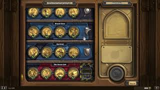 Hearthstone: Puzzle Lab Lethal Electra Stormsurge #5 Selective Stampede Solution (HD 1080p 60fps)