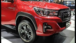 2019 Toyota Hilux Revo Rocco D-Cab 2.8G 4x4 AT