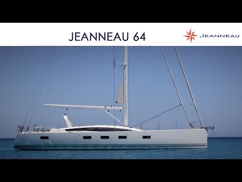 Jeanneau 64 sailing in Corsica - Super Yacht Style