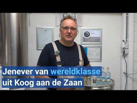 Adriaan Keyer wint zilver op alcohol-WK met Zaanse jenever