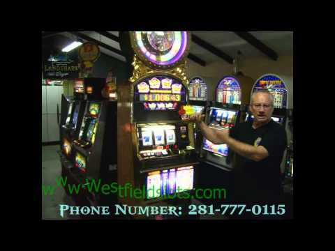 top dollar slot machine for sale