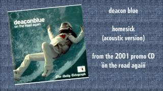Watch Deacon Blue Homesick video