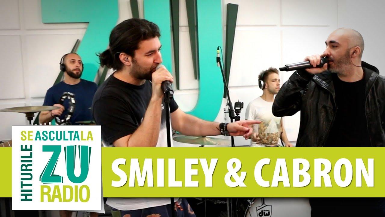 Smiley - Insomnii (feat. Cabron) (Live la Radio ZU)