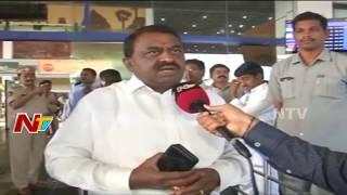 Pithani Satyanarayana Face To Face Over MLA Kidari Sarveswara Rao Demise   NTV