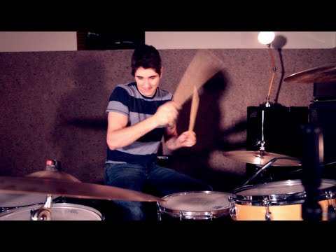Daft Punk - Instant Crush - David Cannava drum cover