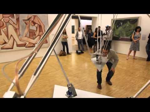 Motive Colloquies at the Centre Pompidou