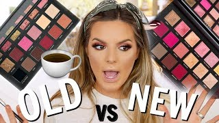 LETS TALK ABOUT IT - HUDA BEAUTY ROSE GOLD REMASTERED! HIT OR MISS?   Casey Holmes