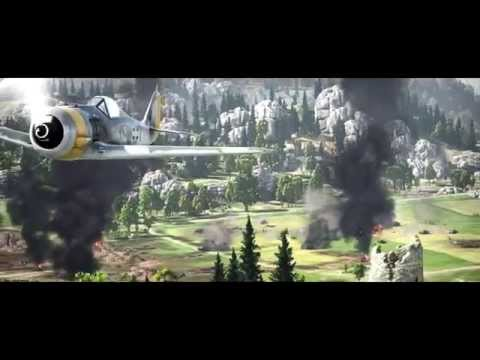 War Thunder  GamesCom 2014 Trailer
