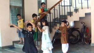 Swagat Dash, Saswat Dash and Priyal Palliwal peforming during Jnamastami