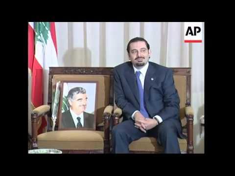 Shelling at Nahr el-Bared,  Amr Moussa meets Saad Hariri