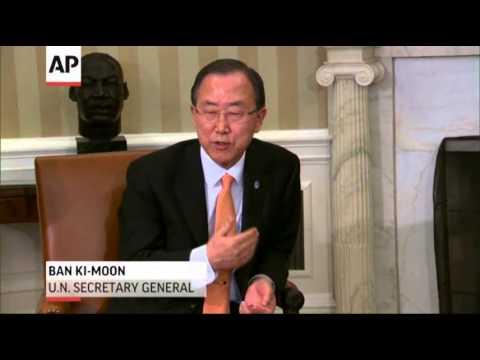 Obama Urges North Korea to End Belligerence