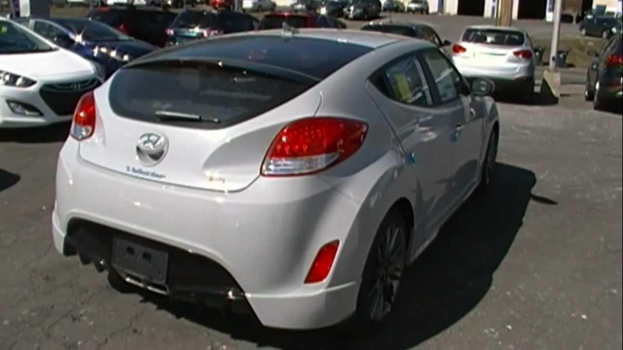 2013 Hyundai Veloster REMIX