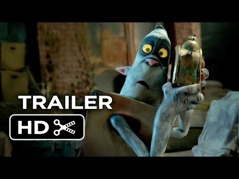The Boxtrolls TRAILER 2 (2014) - Stop-Motion Animated Movie HD
