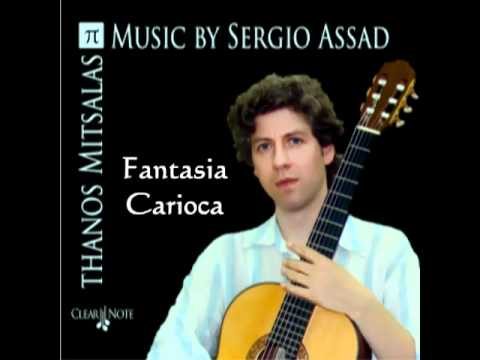 Thanos Mitsalas performs Sergio Assad
