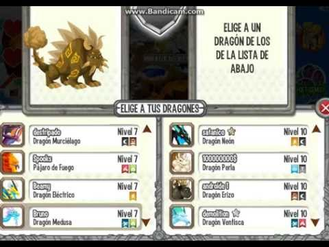 Como Sacar Al Dragon War y Al Dragon Arcangel En Dragon City