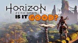 Horizon Zero Dawn: IS IT GOOD? - The Know Game News