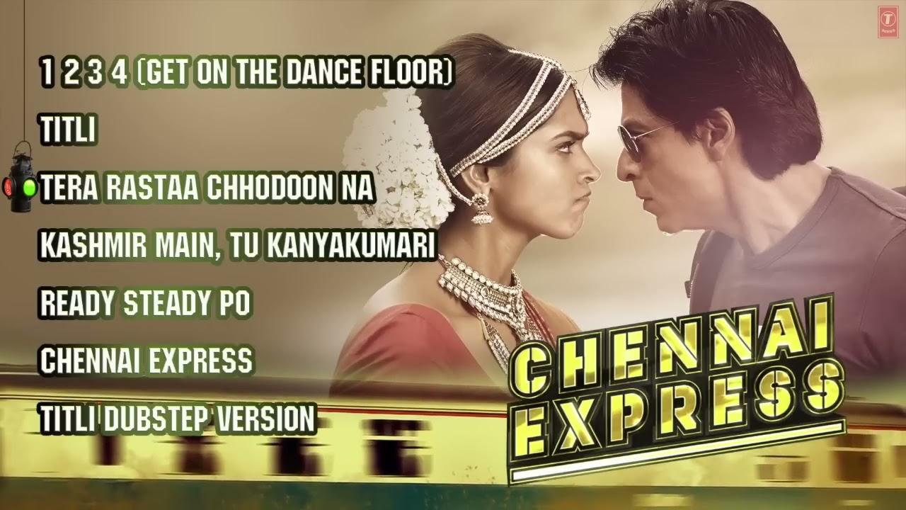 Chennai Express Full Songs Jukebox | Shahrukh Khan