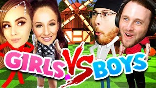 BOYS VS GIRLS: The Game of Life