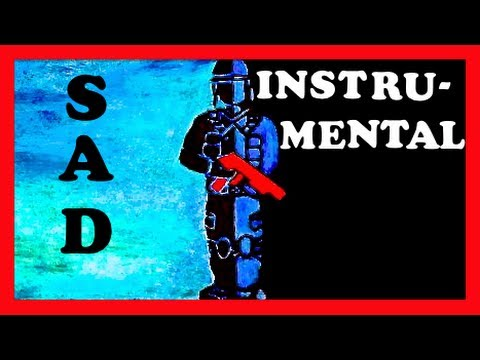 Instrumental Music Sad Rock █ Slow Epic Alternative Rock backing...