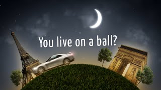 Do You Believe That You Live On A Spinning Ball? - Flat Earth Channel Trailer