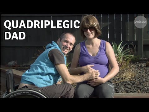 Paraplegia, Pregnancy and Parenthood, Jai and Rebecca Waite talk honestly ...