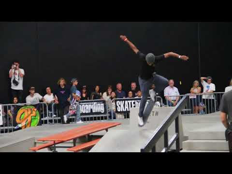 mario mccoy damn am la 2018 qualifier