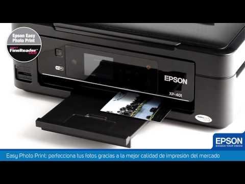 Impresora Multifuncional Epson Expression XP-401