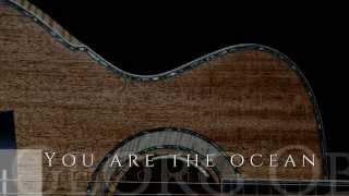 34 You Are The Ocean 34 Acoustic Guitar Original Maestro Singa Steel String