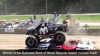 Raminator Monster Truck - Elkins, WV