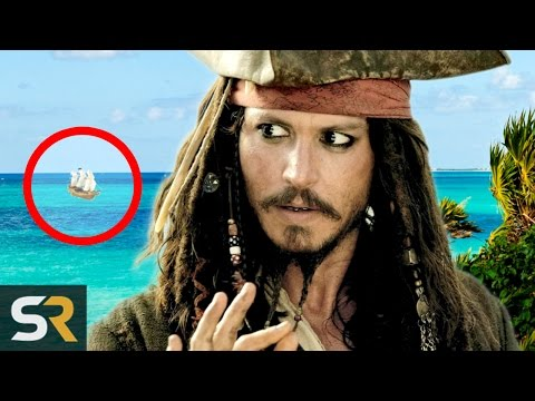 10 Hidden Movie Scenes You've Never Seen
