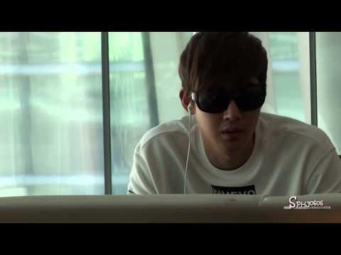 140929 Kim Hyun Joong - Haneda Airport & Gimpo Airport video