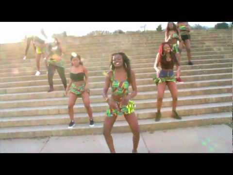 Unique Silver Dancers - Atumpan Stay Jay Sisimuden Dance- African Dance Azonto video