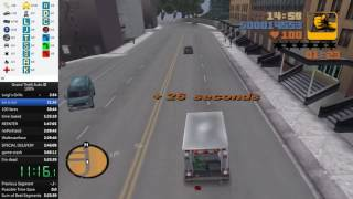 Grand Theft Auto III [PC] 100% Speedrun in 4:52:04