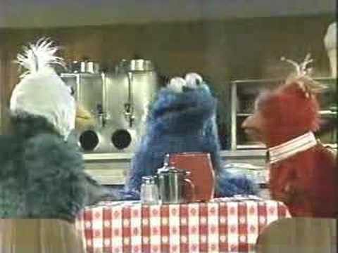 Sesame Street - Twin Beaks