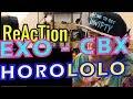 Reaction EXO CBX Horololo MV React Review mp3