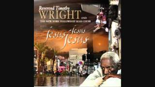 Rev. Timothy Wright - Pressing My Way