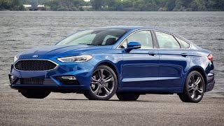2017 Ford Fusion Sport - (Zack) One Take