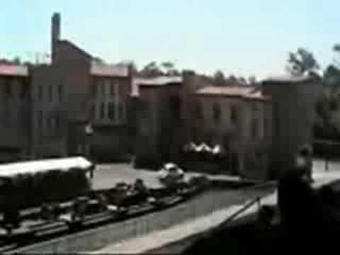 DisneyWorld Herbie Rides Again