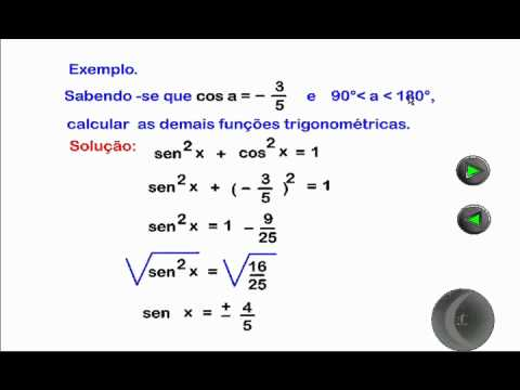 Trigonometria Aula 9
