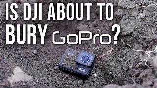 DJI Action Camera Rumors. Should GoPro be Worried?