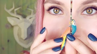 ASMR ✔️ EAR to EAR close up attention in a jewelry store | ROLEPLAY | Voice + Whisper