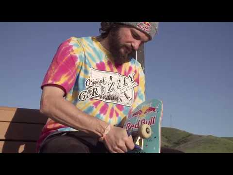 Torey Pudwill Grizzly Wild West t-shirt commercial