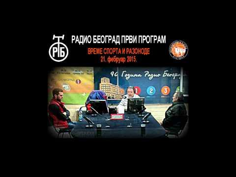 KK PUT - gostovanje na RADIO BEOGRADU, 21. februar 2015.