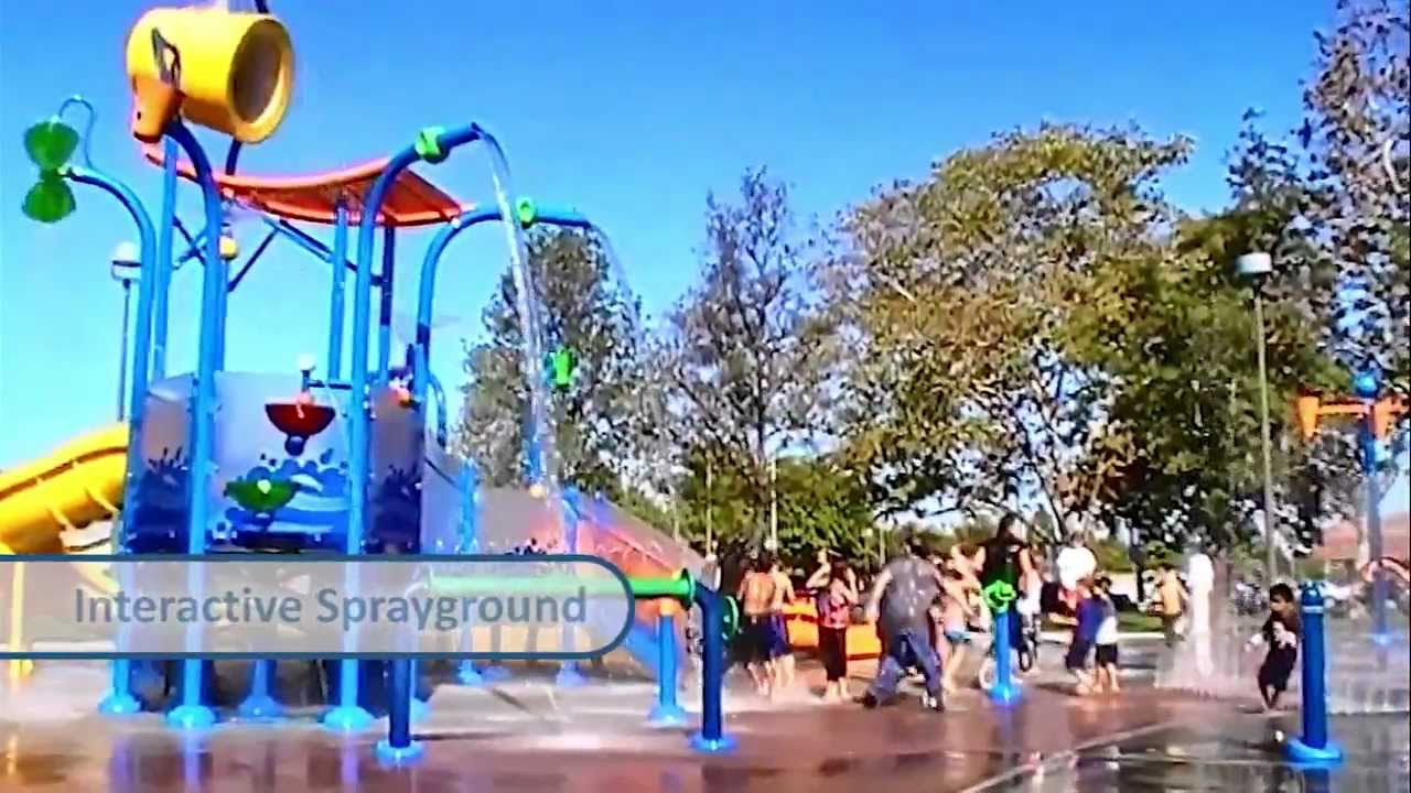 White Rock Park Grand Opening In Rancho Cordova Ca Youtube