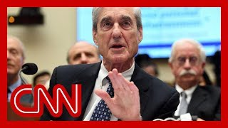Robert Mueller asked if Trump was totally exonerated