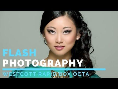 Westcott Rapid Box Octa Review   Speed Light Flash Photography Strobist